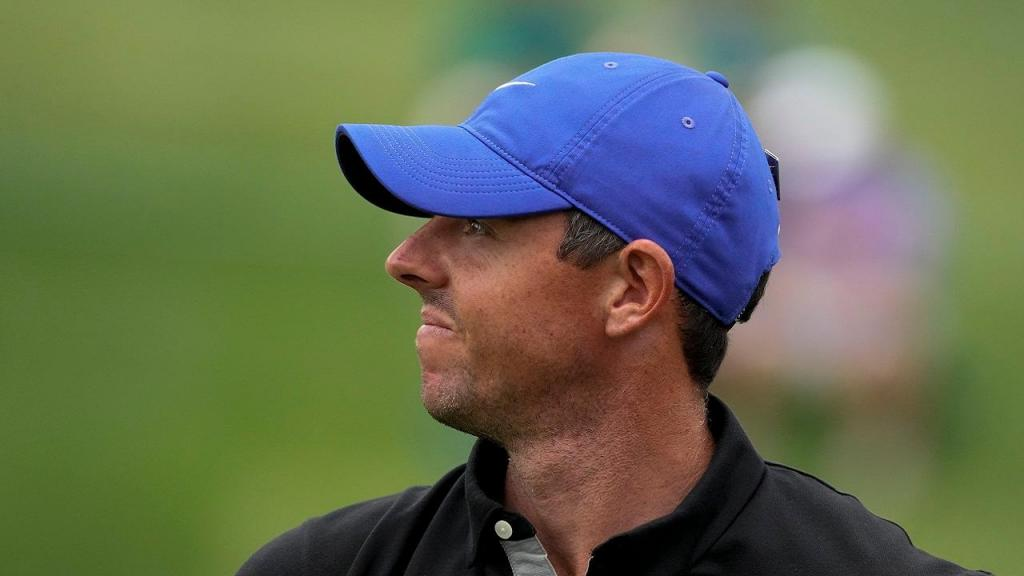 Rory McIlroy (AP Photo/Charlie Riedel)