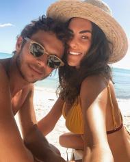 Francesca Sofia Novello, namorada de Valentino Rossi