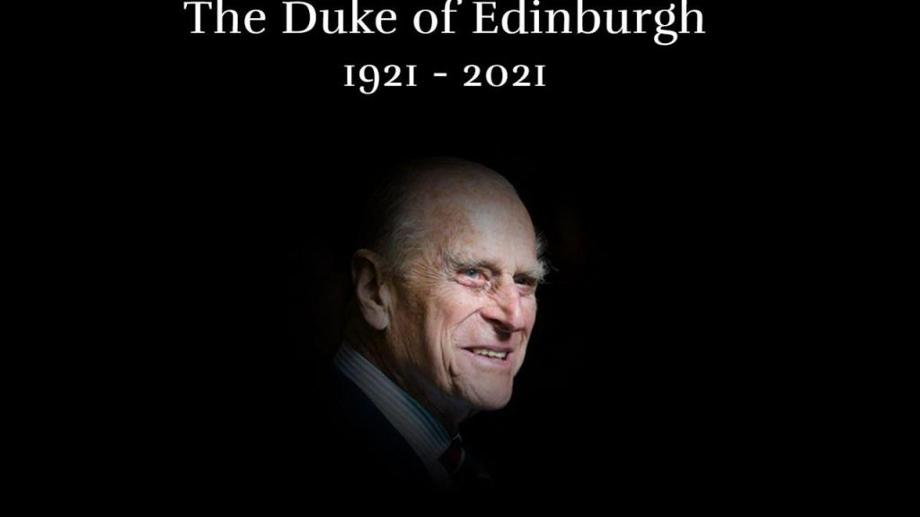 Homenagem ao Príncipe Philip