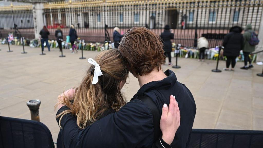 As homenagens dos britânicos ao príncipe Philip