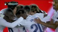 Com a ajuda de Dest e Alba, Kroos faz o 2-0 para o Real Madrid