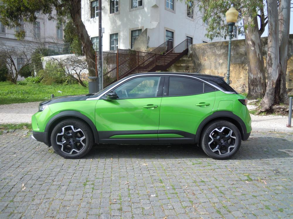 Opel Mokka opens a new era and first contact on the road promises