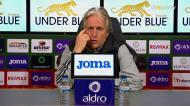 «Claro que vamos pressionar o Sporting até ao fim»