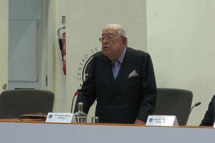 Morreu Soares Martinez
