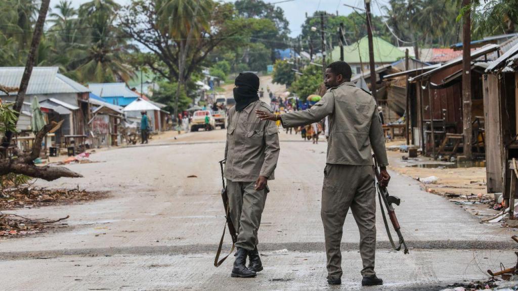 Moçambique: o regresso à