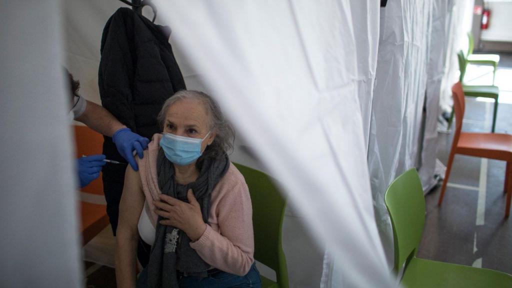Vacinação em França