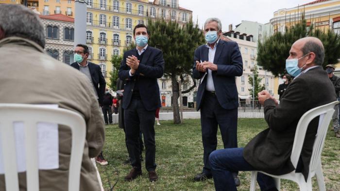 João Ferreira apresentou a sua candidatura à Câmara de Lisboa