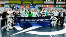 Futsal: Portugal goleia Noruega e apura-se para o Europeu