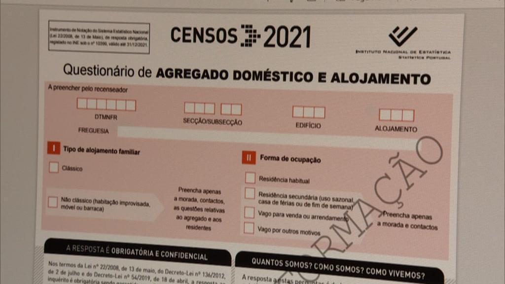 Censos vão ser feitos pela primeira vez quase em exclusivo pela internet