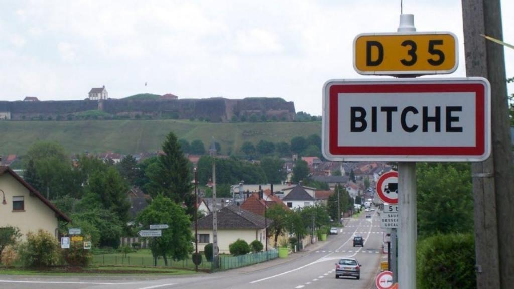 Bitche em França