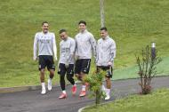 Benfica já prepara a receção ao Gil Vicente (fotos Tânia Paulo/SL Benfica)