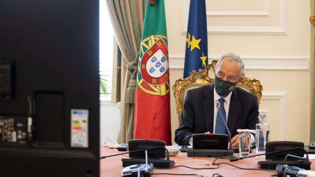 Presidente da República, Marcelo Rebelo de Sousa