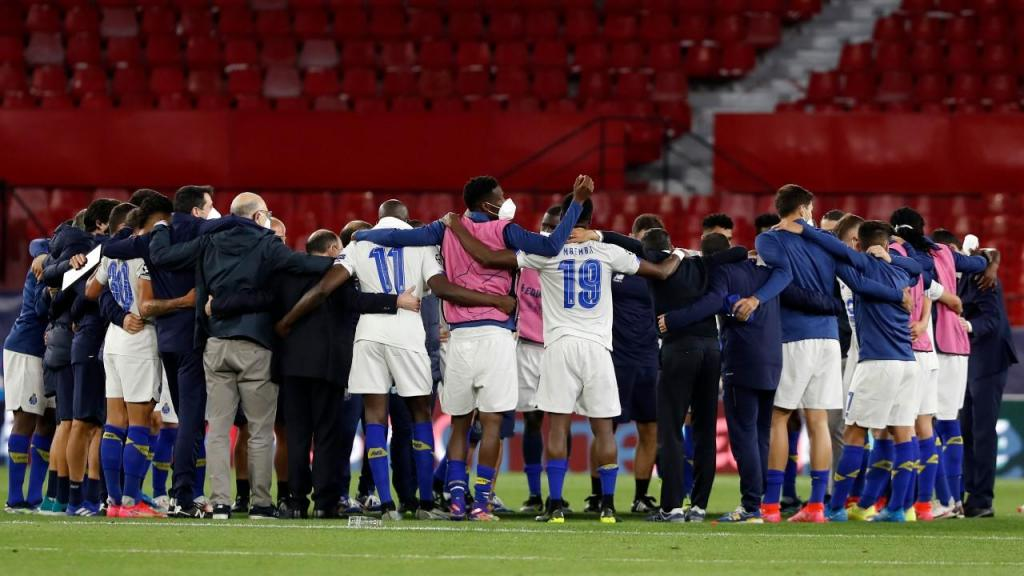 Champions: Chelsea-FC Porto (AP)