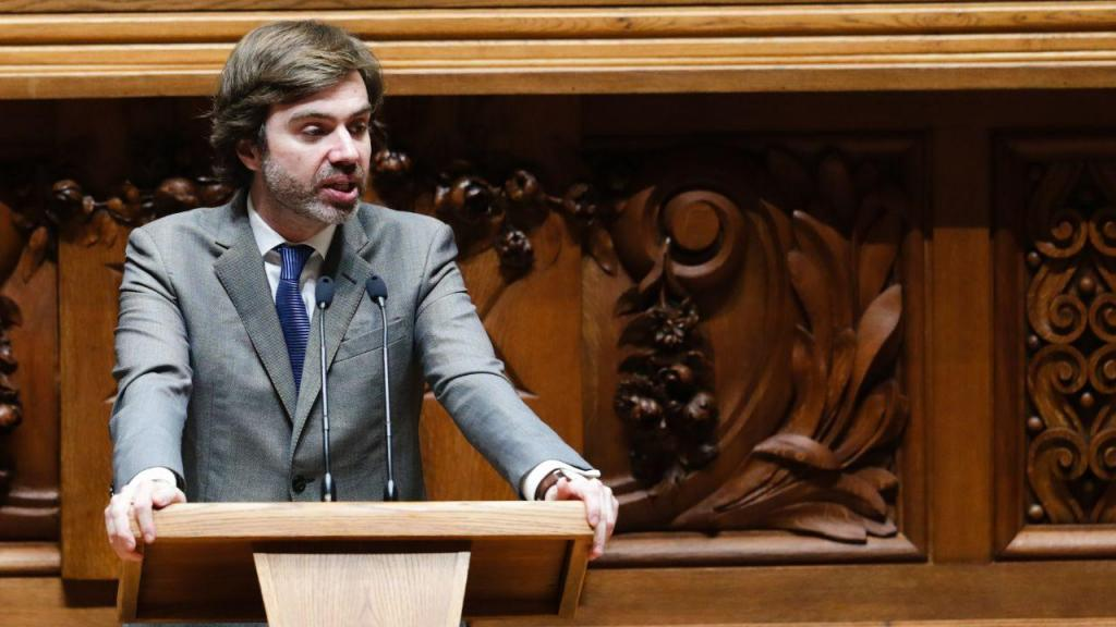 João Almeida, deputado do CDS-PP