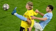 Borussia Dortmund-Manchester City (Lusa)