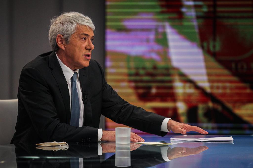 Entrevista de José Sócrates na TVI
