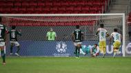 Palmeiras-Defensa y Justicia (Buda Mendes/Pool via AP)