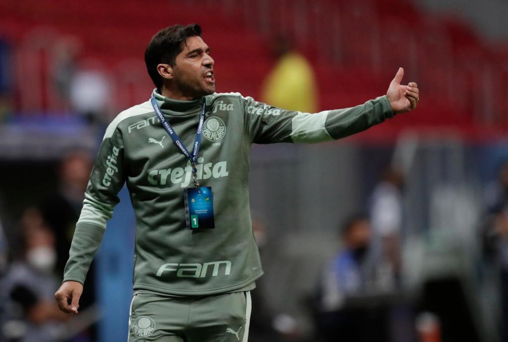 Abel Ferreira (Ueslei Marcelino/Pool via AP)