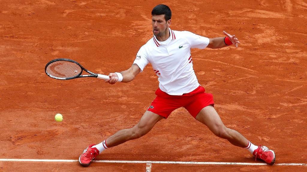 Nova Djokovic (SEBASTIEN NOGIER/EPA)