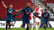 Slavia Praga-Arsenal (Lusa)