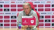 Redução de clubes na Liga: a opinião de Jorge Jesus