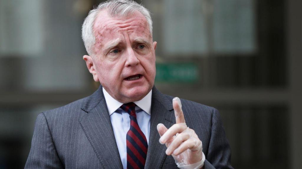 John Sullivan, embaixador dos EUA na Rússia