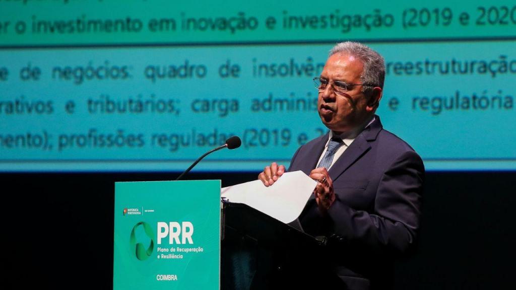 Nelson de Sousa, ministro do Planeamento