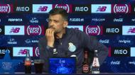 «Arbitragem de Faro? Não comento outros jogos, já sou bastante efusivo nos meus»