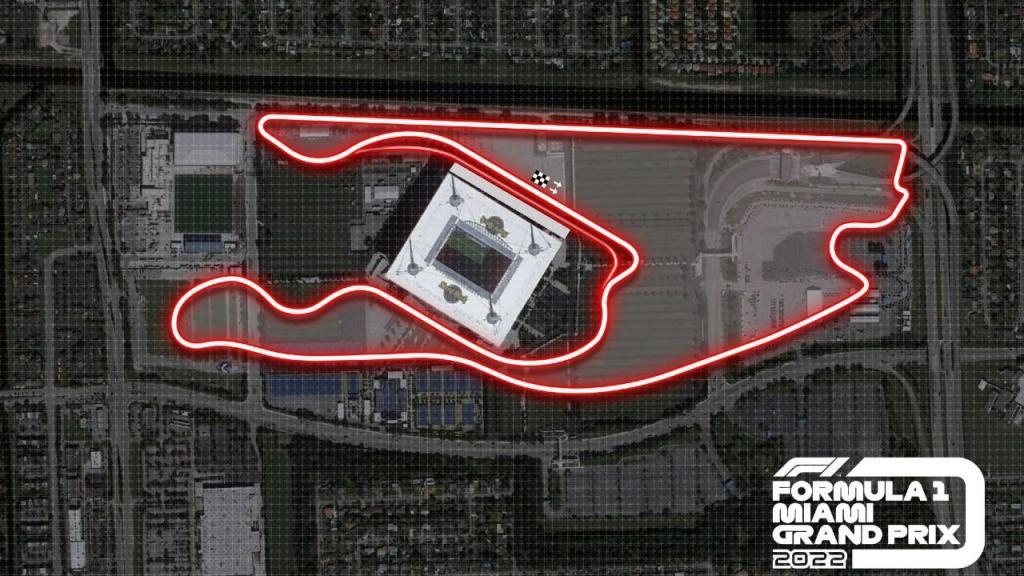 Miami vai entrar no circuito de Fórmula 1 em 2022