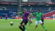 PSG responde ao Saint-Étienne com magia de Mbappé