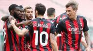 Milan-Genova (AP Photo/Antonio Calanni)