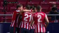 Aí vão quatro! Atlético a golear o Eibar no Metroplitano