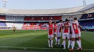 Ajax na final da Taça da Holanda (Ajax)
