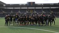 Young Boys é campeão nacional na Suíça (BSC Young Boys)