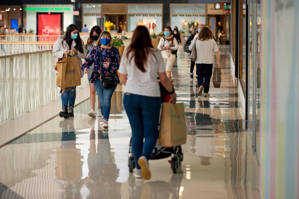 Covid-19: Reabertura dos Centros Comerciais