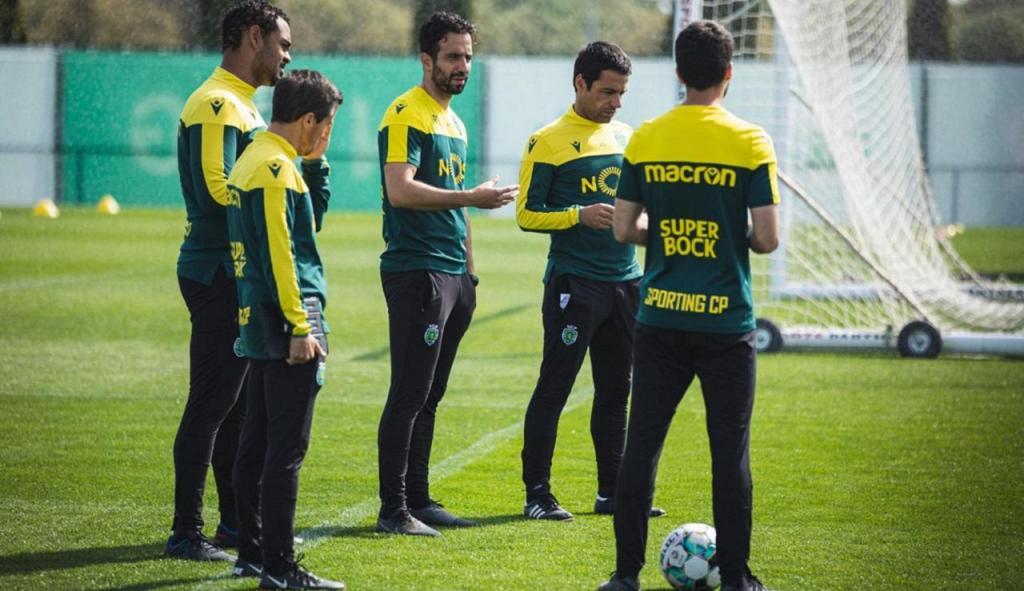 Treino Sporting (Sporting CP)
