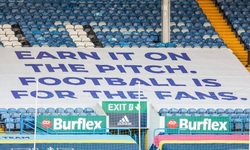 Mensagem do Leeds