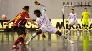 Zicky Té na meia-final da Taça da Liga, entre Sporting e Fundão (LUSA)