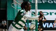 Zicky Té leva 14 golos em 2020/2021 (Sporting CP)