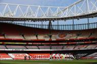 Arsenal (Julian Finney/Pool via AP)