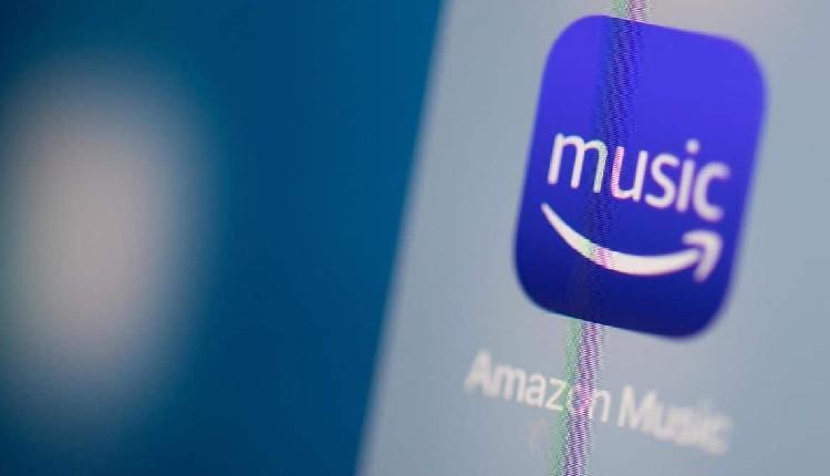Amazon Music com Modo Carro