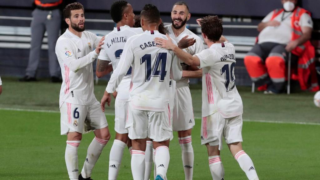 Cádiz-Real Madrid