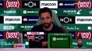 «O pior Sporting continua invencível... é muito mau este Sporting»