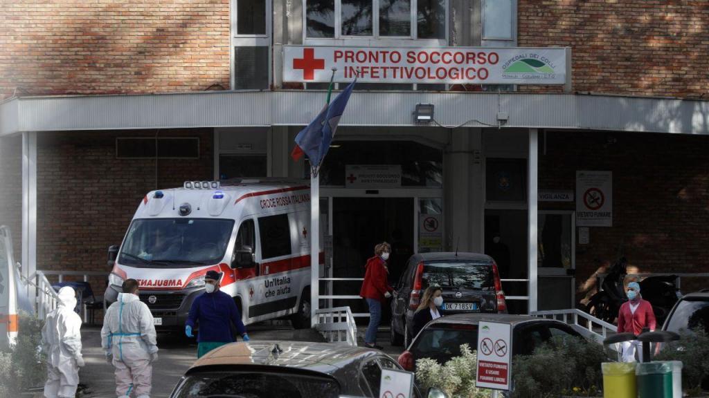 Hospital em Itália