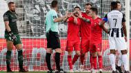 Pizzi fez o 1-1 no Portimonense-Benfica (Luís Forra/LUSA)