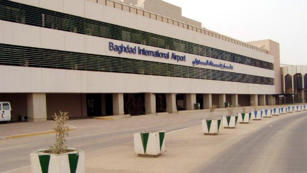 Aeroporto Internacional de Bagdade