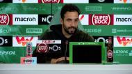 «Jogo com o Sp. Braga é uma final, mas desde o primeiro dia que são finais»