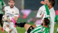 Real Madrid-Betis (AP Photo/Bernat Armangue)