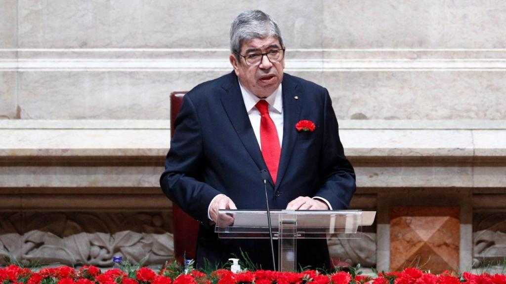 Parlamento celebra os 47 anos do 25 de Abril