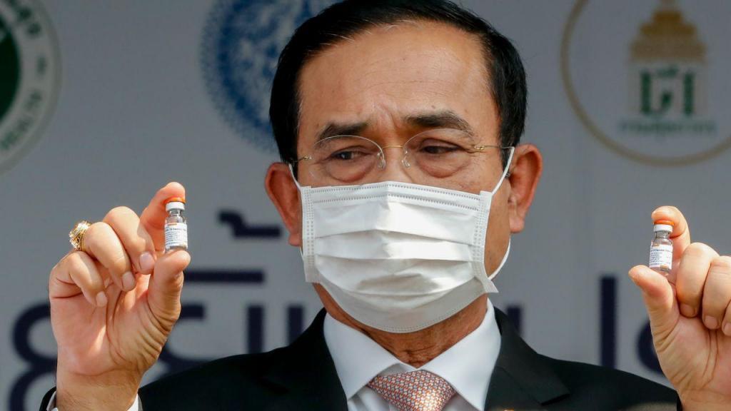 Prayuth Chan-ocha, primeiro-ministro da Tailândia